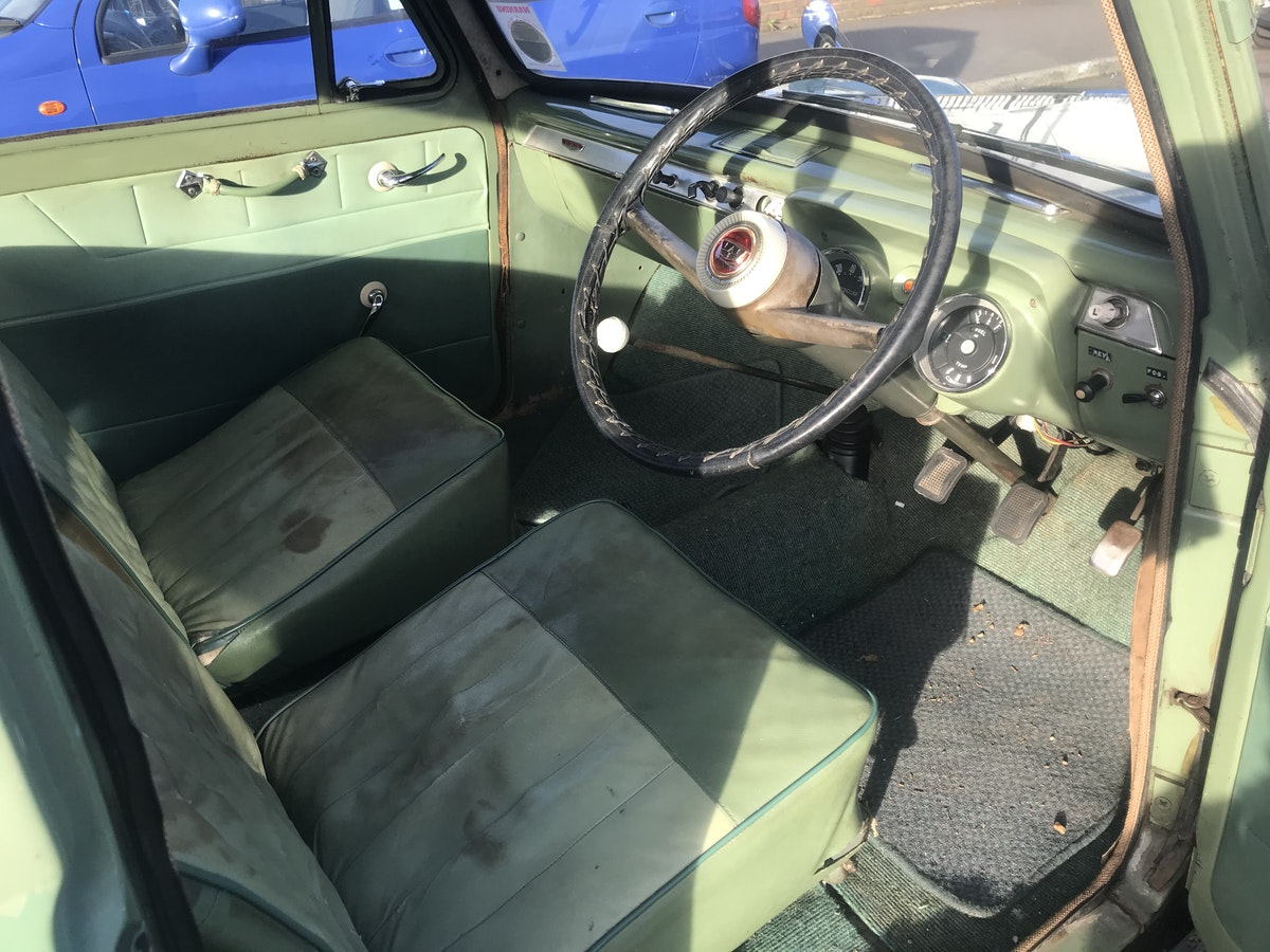 1959 Original Ford Anglia For Sale (picture 5 of 8)