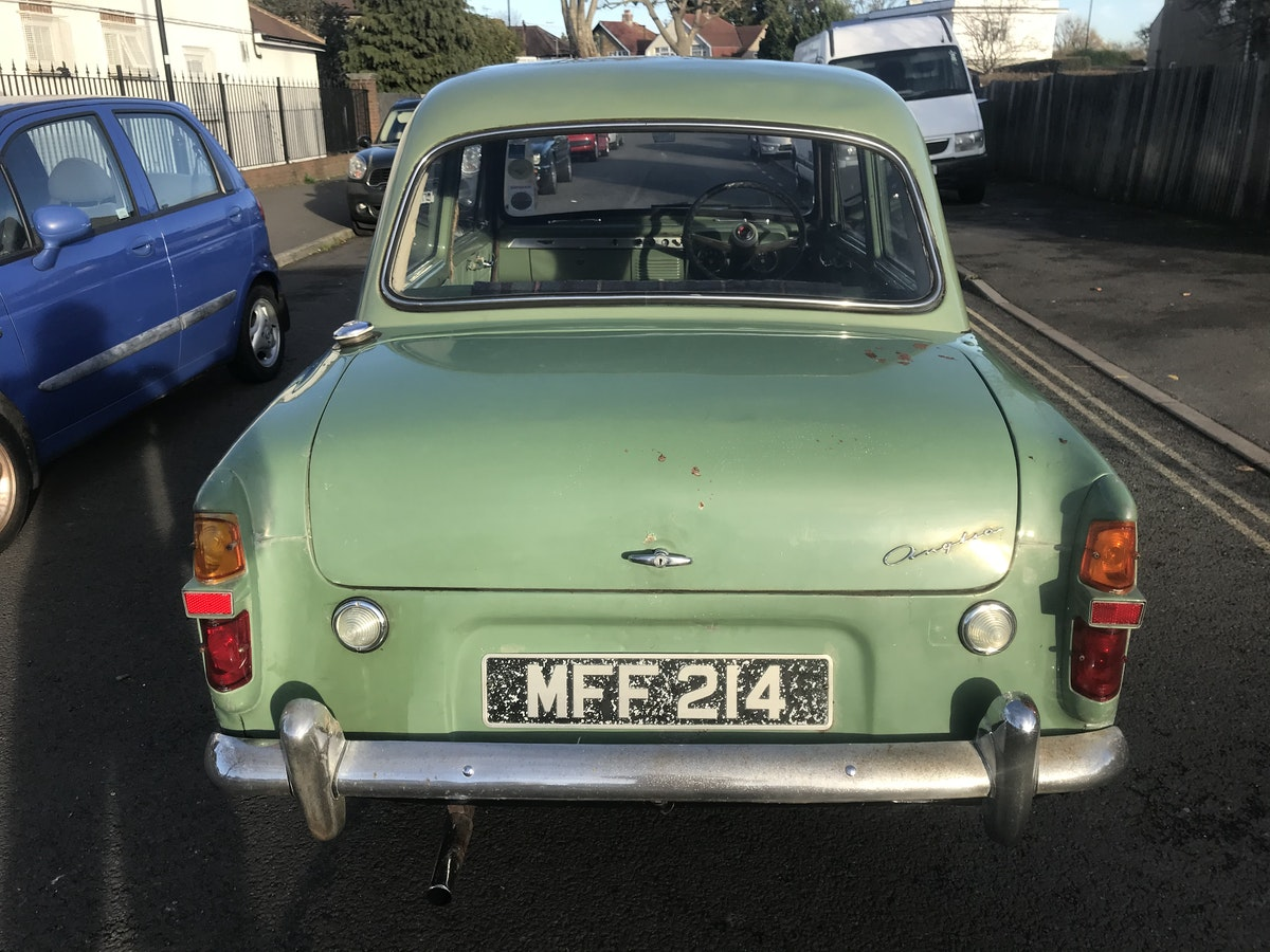 1959 Original Ford Anglia For Sale (picture 6 of 8)