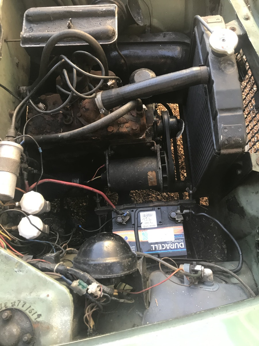 1959 Original Ford Anglia For Sale (picture 8 of 8)