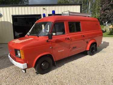 Picture of 1982 Mk2 Ford Transit Twin Wheel , 9k Miles From New For Sale