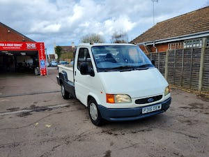 1996 Ford transit flareside long mot in full road use For Sale (picture 1 of 7)