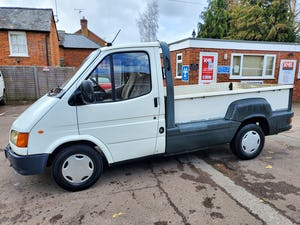 1996 Ford transit flareside long mot in full road use For Sale (picture 3 of 7)