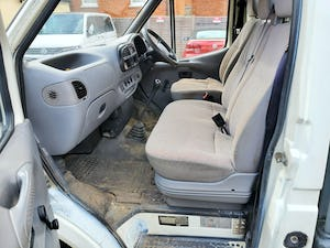 1996 Ford transit flareside long mot in full road use For Sale (picture 4 of 7)