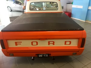1964 Ford F100 custom pick up -excellent condition For Sale (picture 3 of 9)