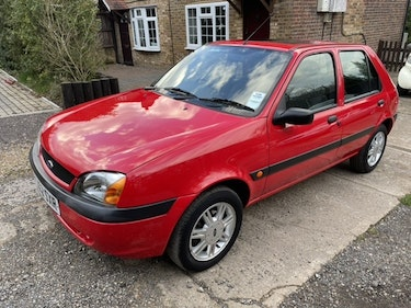 Picture of 2002 Low miles Ford fiesta 20000 miles 12 months mot For Sale