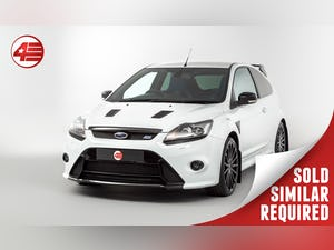 2010 Ford Focus RS Mk2 MP350 Lux Pack /// 29k Miles For Sale (picture 1 of 4)