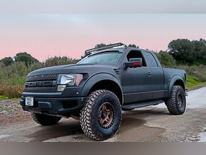 2010 Ford f150 raptor For Sale (picture 3 of 8)