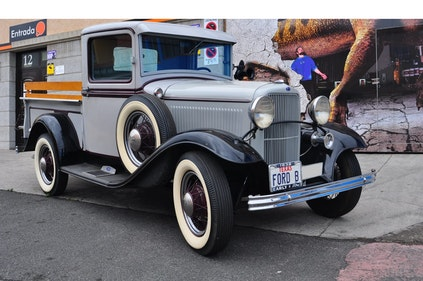 Picture of 1932 LHD - Ford B pickup For Sale
