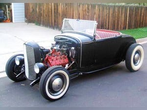 1931 Ford Hot Rod Roadster 31/32 For Sale (picture 1 of 4)