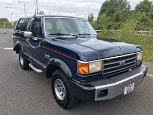 1990 Ford Bronco XLT  For Sale (picture 4 of 12)