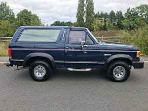 1990 Ford Bronco XLT  For Sale (picture 5 of 12)