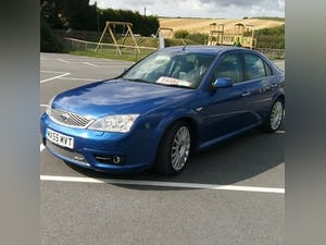 Ford Mondeo ST 220 5 door. Performance Blue 2005/55**SOLD** For Sale (picture 1 of 2)