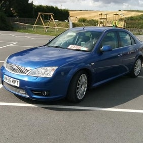 Picture of Ford Mondeo ST 220 5 door. Performance Blue 2005/55**SOLD** For Sale