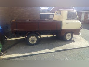 1964 Ford Thames 400e pick up For Sale (picture 1 of 7)