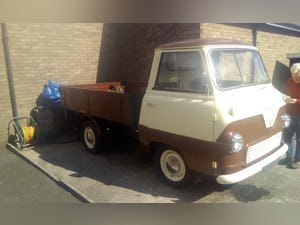 1964 Ford Thames 400e pick up For Sale (picture 6 of 7)