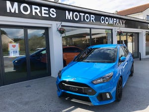 Focus RS MK3 2017 One Owner 21,800 Miles Lux Pack SOLD (picture 1 of 12)