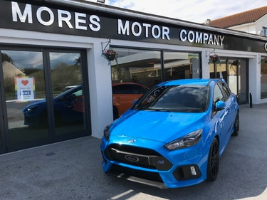 Picture of Focus RS MK3 2017 One Owner 21,800 Miles Lux Pack SOLD