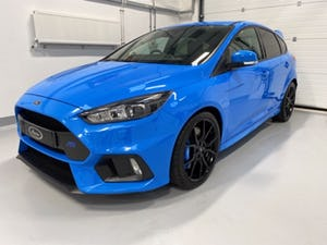 Focus RS MK3 2017 One Owner 21,800 Miles Lux Pack SOLD (picture 12 of 12)