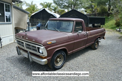 Picture of 1972 Ford F100 For Sale