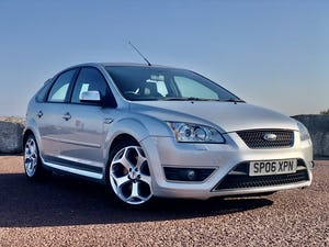 2006 Amazing One Owner Ford Focus ST-2 Outstanding Originality For Sale (picture 1 of 12)