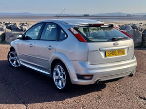 2006 Amazing One Owner Ford Focus ST-2 Outstanding Originality For Sale (picture 11 of 12)