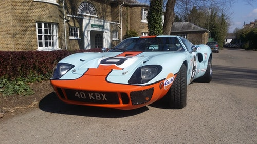 Picture of 1988 Ford kcc gt40 gulf recreation For Sale by Auction