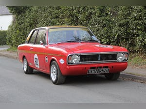 1969 Ford Cortina MkII Alan Mann Racing Replica For Sale (picture 1 of 16)
