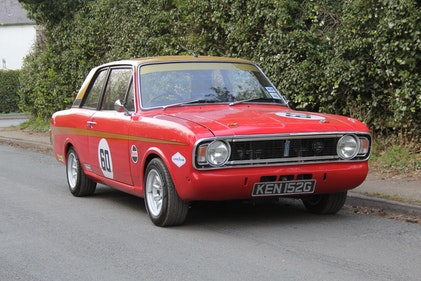 Picture of 1969 Ford Cortina MkII Alan Mann Racing Replica For Sale