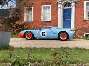 2011 GT40 MK1 For Sale (picture 1 of 40)