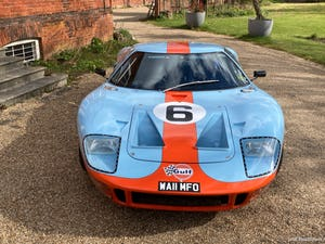 2011 GT40 MK1 For Sale (picture 24 of 40)