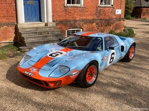 2011 GT40 MK1 For Sale (picture 26 of 40)