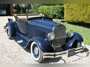 1929 Ford Model A Roadster Pick Up V8 Hot Rod. Pro Built,Stunning For Sale (picture 1 of 45)
