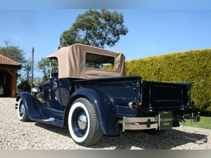 1929 Ford Model A Roadster Pick Up V8 Hot Rod. Pro Built,Stunning For Sale (picture 2 of 45)