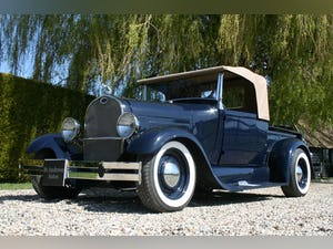 1929 Ford Model A Roadster Pick Up V8 Hot Rod. Pro Built,Stunning For Sale (picture 7 of 45)