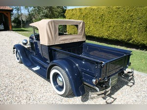 1929 Ford Model A Roadster Pick Up V8 Hot Rod. Pro Built,Stunning For Sale (picture 9 of 45)