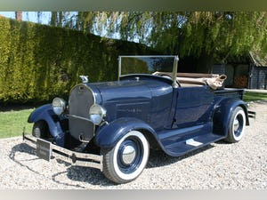 1929 Ford Model A Roadster Pick Up V8 Hot Rod. Pro Built,Stunning For Sale (picture 18 of 45)