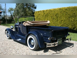 1929 Ford Model A Roadster Pick Up V8 Hot Rod. Pro Built,Stunning For Sale (picture 19 of 45)