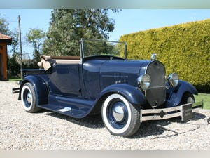 1929 Ford Model A Roadster Pick Up V8 Hot Rod. Pro Built,Stunning For Sale (picture 34 of 45)