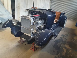 1929 Ford Model A Roadster Pick Up V8 Hot Rod. Pro Built,Stunning For Sale (picture 42 of 45)