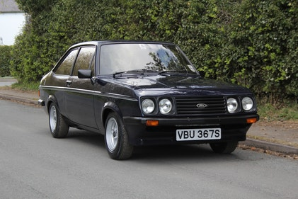 Picture of 1977 Ford Escort RS2000 MkII For Sale