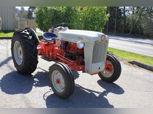 Lot 111- 1953 Ford Golden Jubilee Tractor For Sale by Auction (picture 1 of 12)