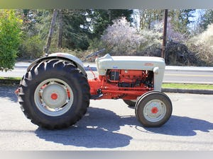 Lot 111- 1953 Ford Golden Jubilee Tractor For Sale by Auction (picture 2 of 12)