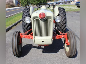 Lot 111- 1953 Ford Golden Jubilee Tractor For Sale by Auction (picture 3 of 12)