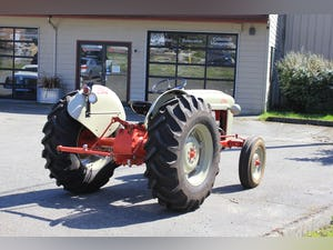 Lot 111- 1953 Ford Golden Jubilee Tractor For Sale by Auction (picture 5 of 12)