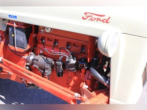 Lot 111- 1953 Ford Golden Jubilee Tractor For Sale by Auction (picture 6 of 12)