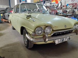1961 Ford Consul Classic Coupe  For Sale (picture 1 of 11)