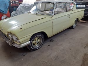 1961 Ford Consul Classic Coupe  For Sale (picture 3 of 11)