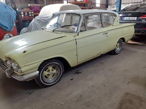 1961 Ford Consul Classic Coupe  For Sale (picture 6 of 11)