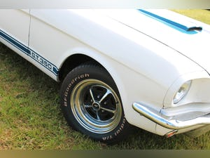 1966 Ford Mustang Fastback GT350 Recreation 289ci V8 Manual For Sale (picture 4 of 11)