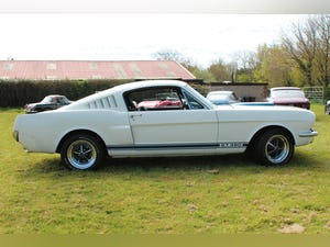 1966 Ford Mustang Fastback GT350 Recreation 289ci V8 Manual For Sale (picture 8 of 11)